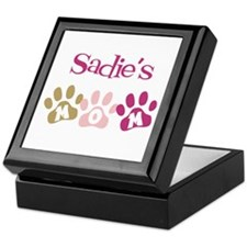 Sadie's Mom Keepsake Box