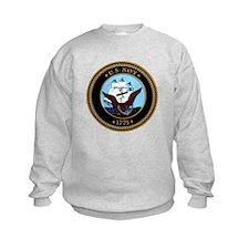 USS New Mexico BB 40 Sweatshirt