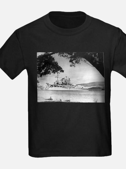 USS New Mexico Ship's Image T