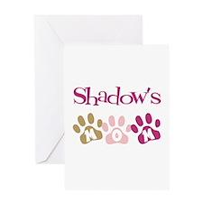 Shadow's Mom Greeting Card