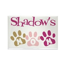 Shadow's Mom Rectangle Magnet