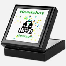 Halo Grunt Headshot Keepsake Box