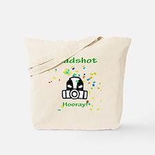 Halo Grunt Headshot Tote Bag