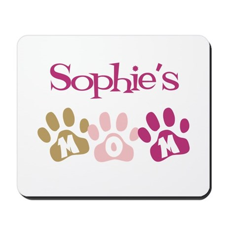 Sophie's Mom Mousepad