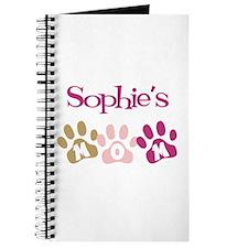 Sophie's Mom Journal