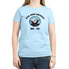 USS New Mexico BB 40 T-Shirt