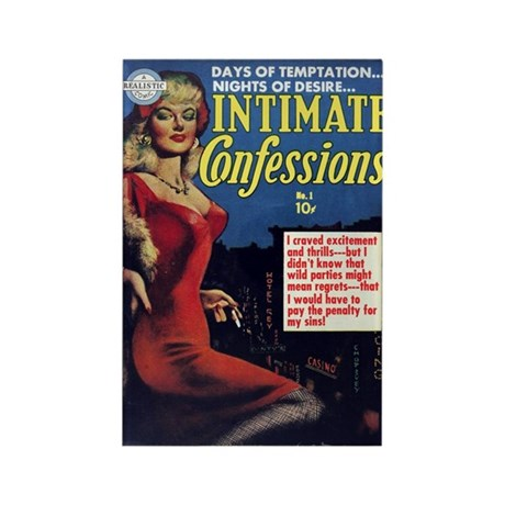 $4.99 Shocking Intimate Confessions Magnet