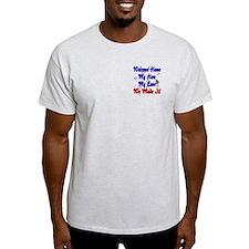 My Hero My Love ver2 T-Shirt