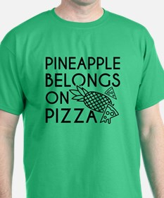 Pineapple Pizza T-Shirt