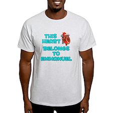 This Heart: Emmanuel (B) T-Shirt