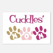 Cuddles's Mom Postcards (Package of 8)