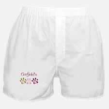 Garfield's Mom Boxer Shorts