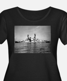 USS Nevada Ship's Image T