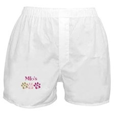 Milo's Mom Boxer Shorts
