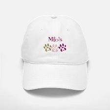 Milo's Mom Baseball Baseball Cap