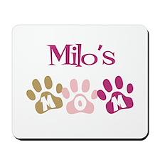 Milo's Mom Mousepad