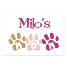 Milo's Mom Postcards (Package of 8)