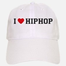 I Love HipHop Baseball Baseball Cap