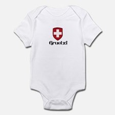 Swiss Infant Bodysuit