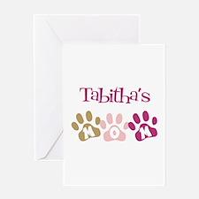 Tabitha's Mom Greeting Card