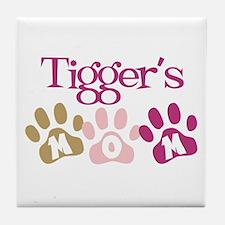 Tigger's Mom Tile Coaster