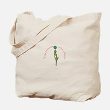 Yoga Promotes Active Cultures Tote Bag