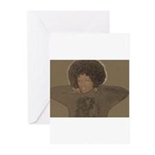 Afro Greeting Cards (Pk of 10)