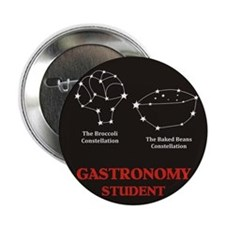 "Cute Astronomy student 2.25"" Button"