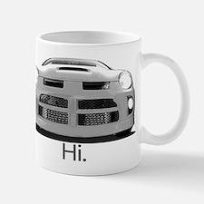 "Neon SRT-4 ""Hi."" Mug"
