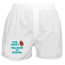 This Heart: Ezekiel (B) Boxer Shorts