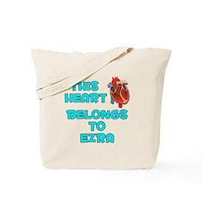This Heart: Ezra (B) Tote Bag