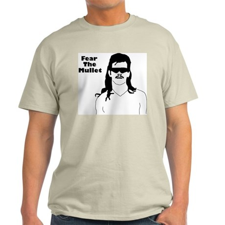 Fear the Mullet Light T-Shirt