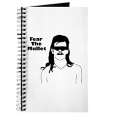 Fear the Mullet Journal