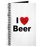 I Love Beer for Beer Drinkers Journal