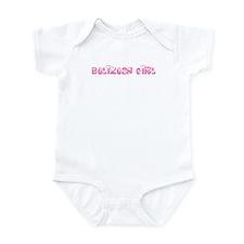 Belizean Girl Infant Bodysuit