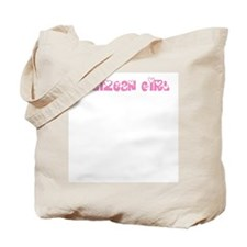 Belizean Girl Tote Bag