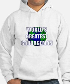 World's Greatest Garbageman Hoodie
