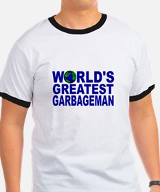 World's Greatest Garbageman T