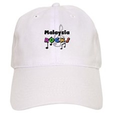 Malaysia Rocks Baseball Cap