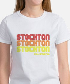 Stockton Red White and Blue! Tee