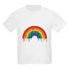 Melting Rainbow T-Shirt