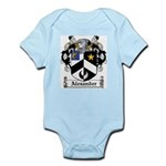 Alexander Family Crest Infant Creeper