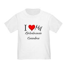 I Heart My Zimbabwean Grandma T