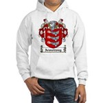 Armstrong Coat of Arms Hooded Sweatshirt