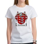 Armstrong Coat of Arms Women's T-Shirt