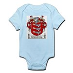 Armstrong Coat of Arms Infant Creeper