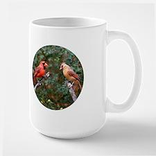 Two Cardinals Mug