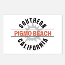 Pismo Beach California Postcards (Package of 8)