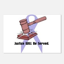 Domestic Violence Justice Postcards (Package of 8)