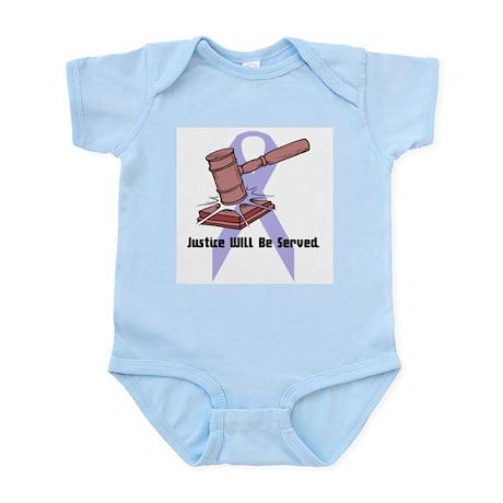 Domestic Violence Justice Infant Creeper